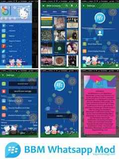 BBM Whatsapp versi 2.11.0.16 Apk