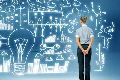 femeie, idee, creaza, incredere, actioneaza