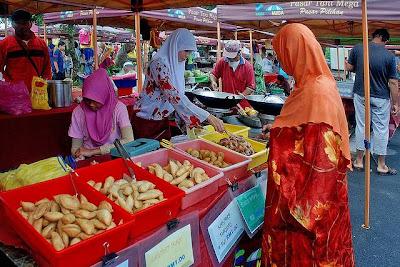Lembaga Pemasaran Pertanian Persekutuan (Fama) Terengganu menyasarkan  RM24.5 juta nilai jualan pasar tani di seluruh negeri selain 100 usahawan  baru pasar ... aa5d3bcca3