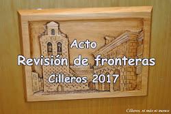 ACTO REVISIÓN DE FRONTERAS
