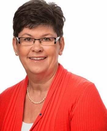 Marianne Åhman socialliberal i Sunne