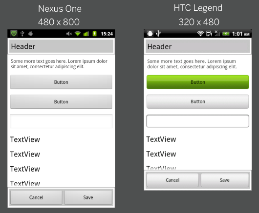 Android UI Patterns: Designing scalable Android apps - Fighting ...