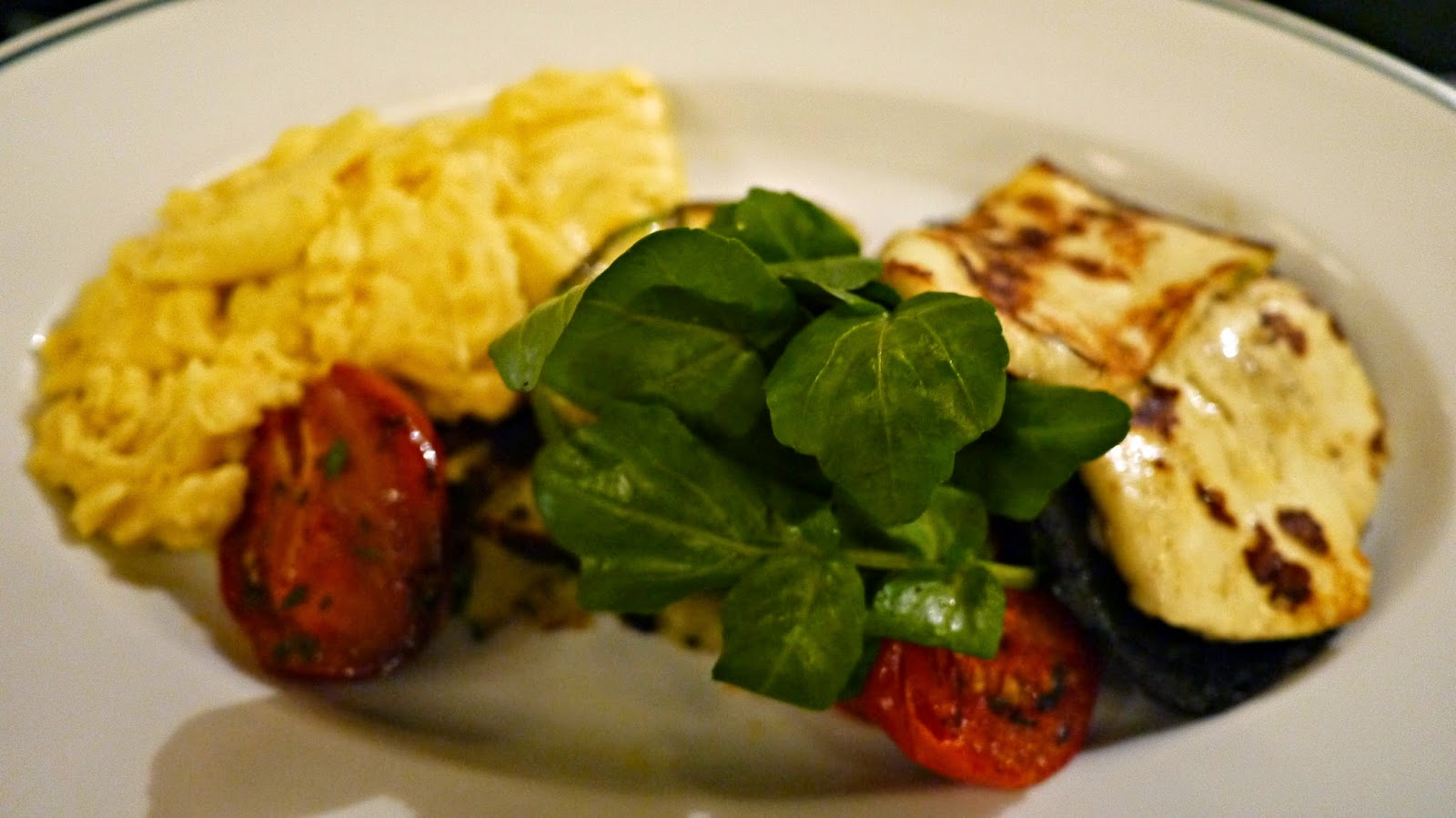 Ivy Market Grill Veggie Breakfast