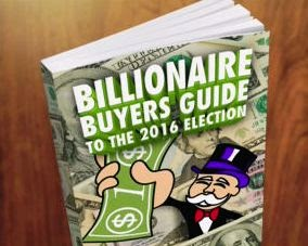 Bill Maher Billionaires Buying Guide