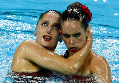 Synchronized Swimming Toronto