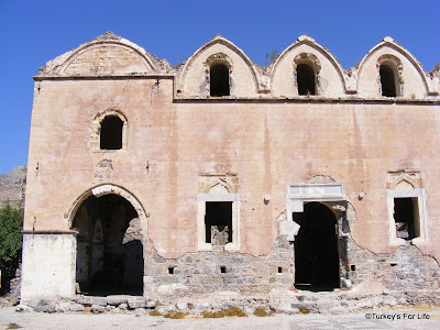 Higher Church In Kayaköy