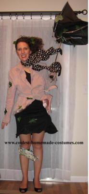 Target Lady Halloween Costume
