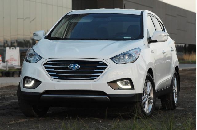 2015 Hyundai ix35 Fuel Cell