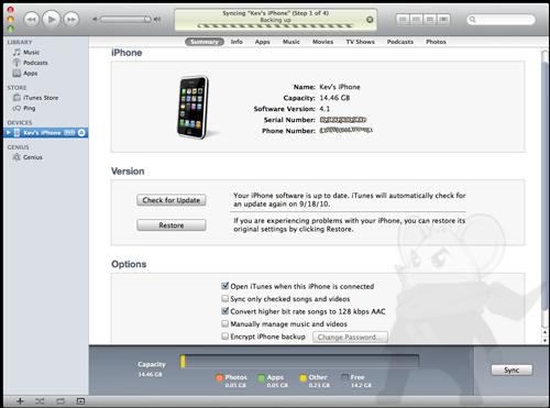 iPhone Asli adalah Support dengan iTunes. Produk KW atau Replika ...
