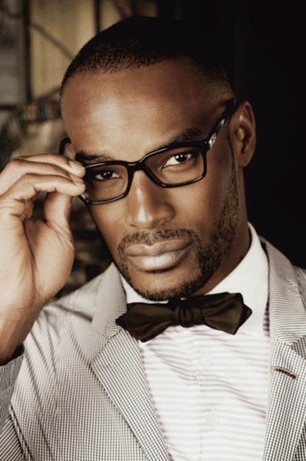 Beard styles for Black Men with Glasses