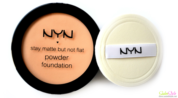 Stay matte but not flat Face Powder