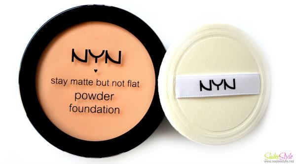 Stay matte but not flat Face Powder