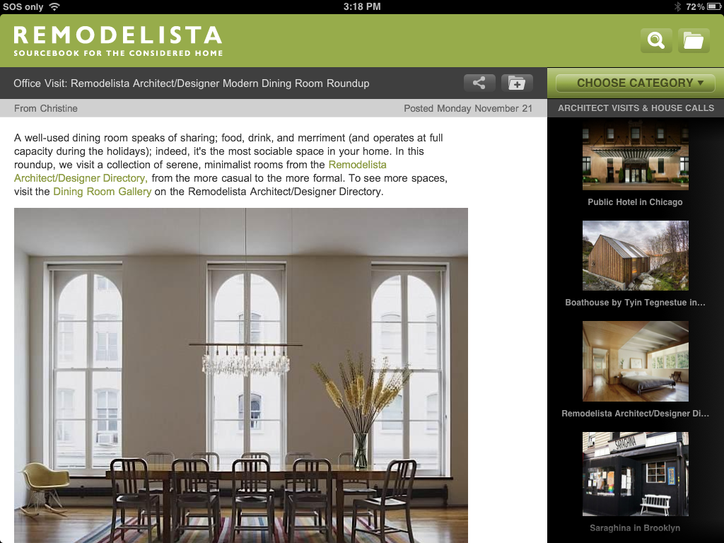 interior design building and other fabulous ipad apps the house
