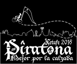 PIRATONA GETAFE 2015