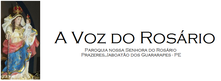 A Voz do Rosário
