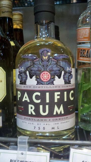 Pacific Rum, el combustible de los Jaegers