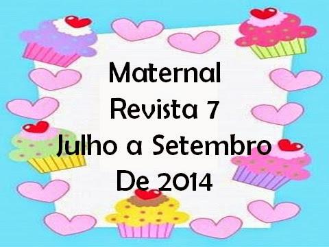MATERIAL DE APOIO AO MATERNAL