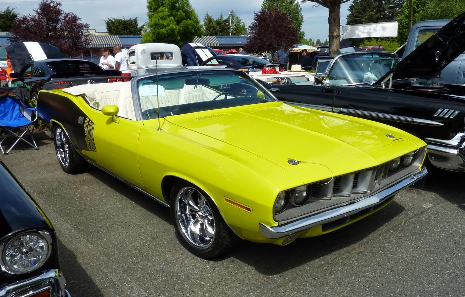 Plymouth Barracuda (1970-1974) - Klasszikus Amerikai Autók