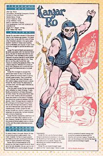 Kangar Ro (ficha dc comics)