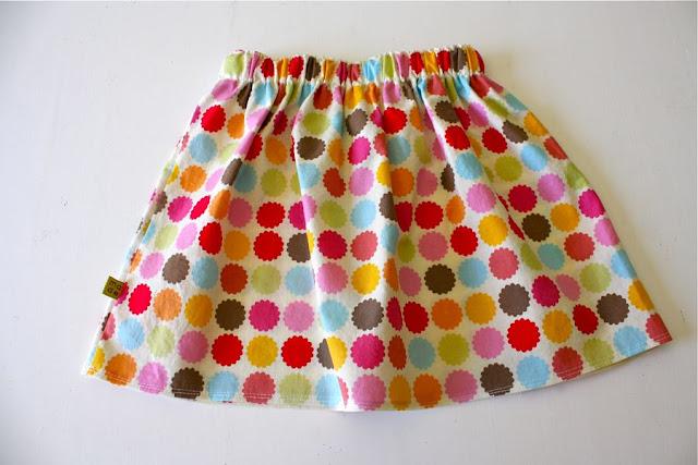 Юбка для девочки своими руками Как сшить юбку -солнце на резинке