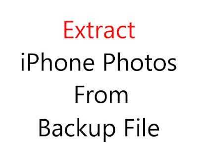 Backup Photos