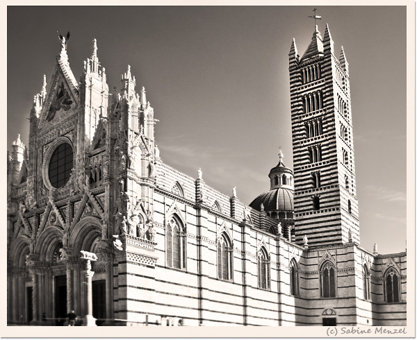 Psynopsis Siena Architecture Duomo