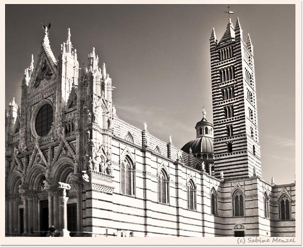 Psynopsis Siena Architecture Duomo