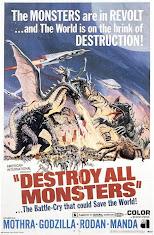 Godzilla invasión extraterrestre (1968) Descargar y ver Online Gratis