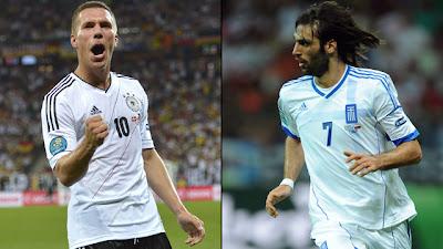 Prediksi Jerman vs Yunani