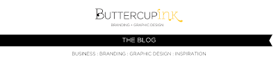 Buttercup Ink : BRANDING + GRAPHIC DESIGN : THE BLOG
