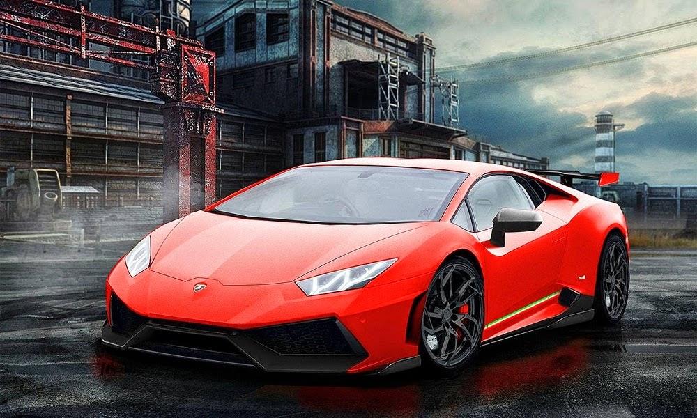 Lamborghini Huracan Wallpaper