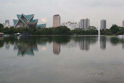 Kuala Lumpur opera house
