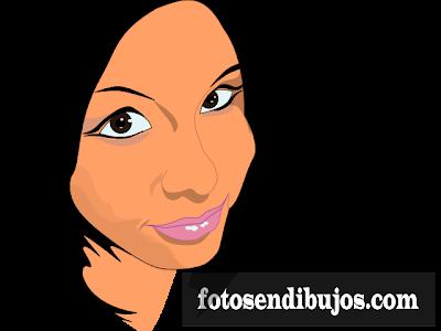 Imagen vectorizada tipo Dibujo y Retrato