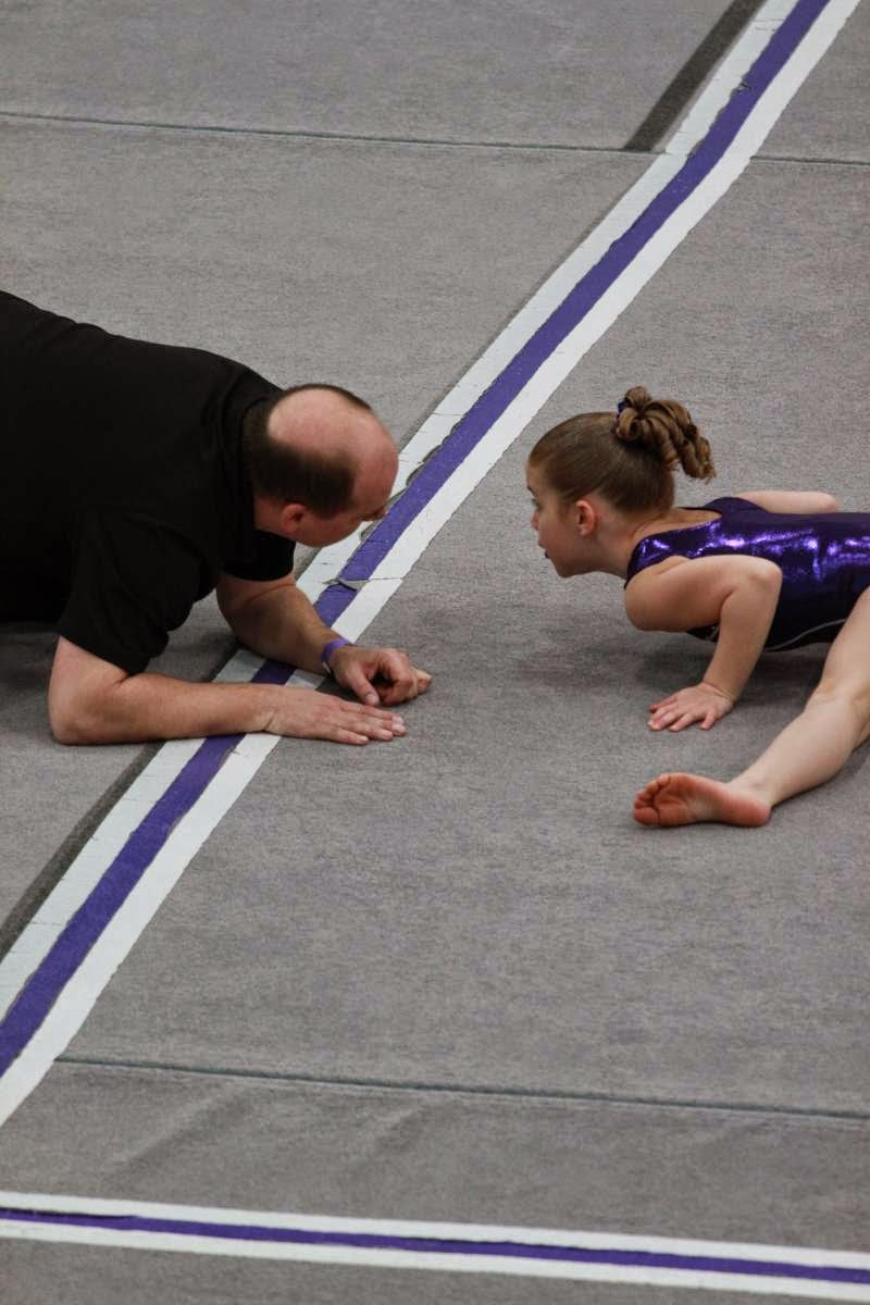 ozone gymnastics meet 2014