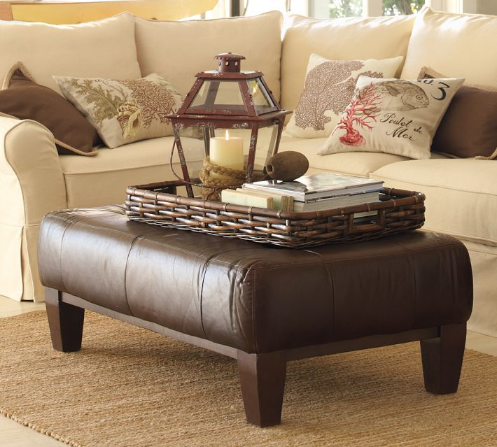 The Studio M Designs Blog Style Element Coffee Table Décor - Pottery barn coffee table decor