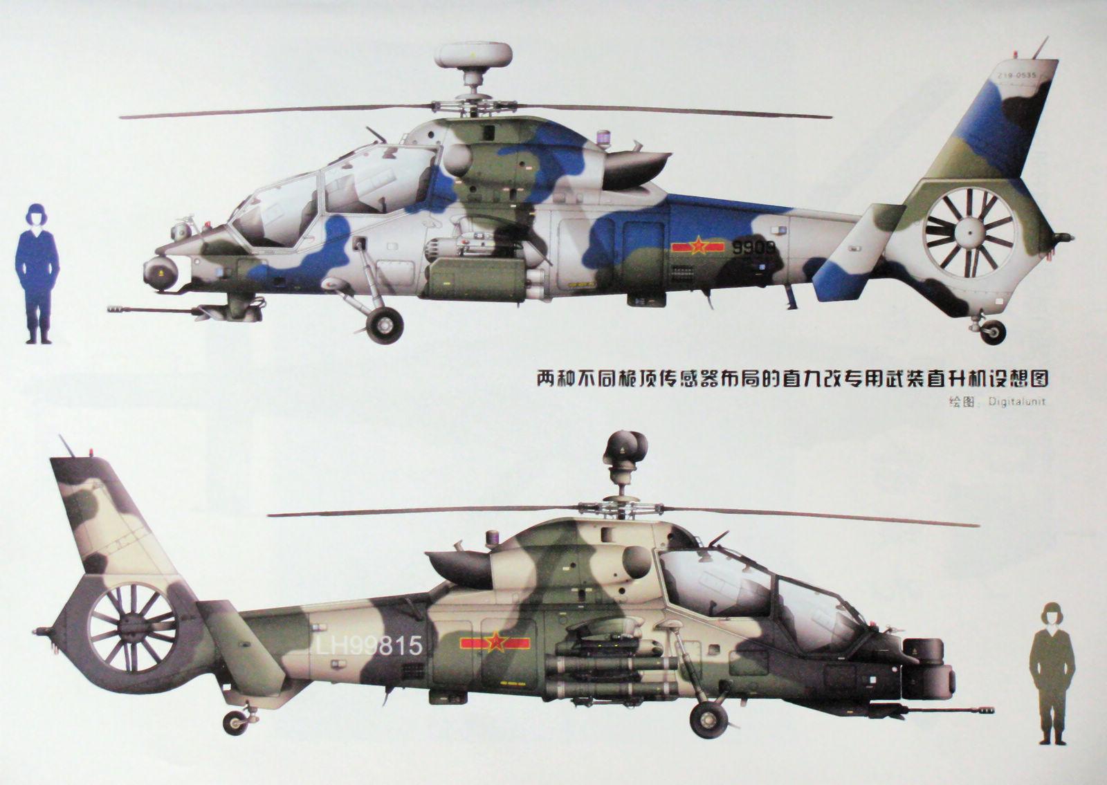 Harbin Z-19, Helicóptero de ataque en Zhuhai airshow? WZ-19%2BChinese%2BArmy%2BAttack%2BHelicopter