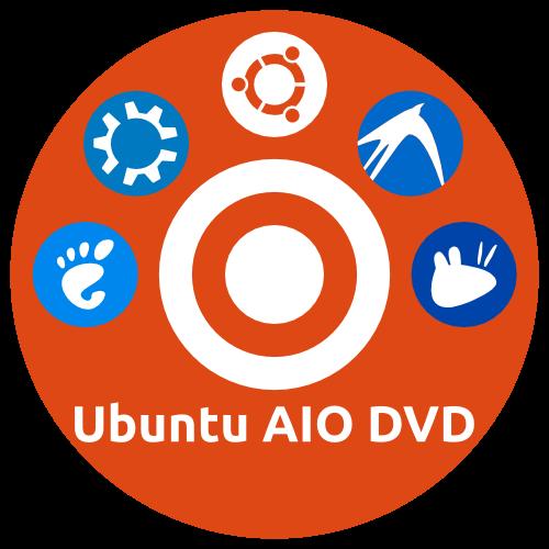 DriveMeca Ubuntu AIO DVD