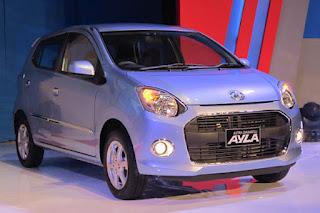 Harga dan Spesifikasi Daihatsu Ayla Lengkap