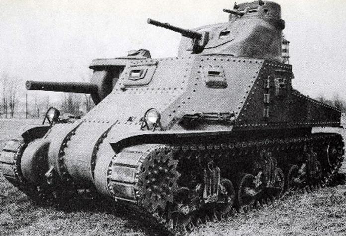 War Thunder танк США
