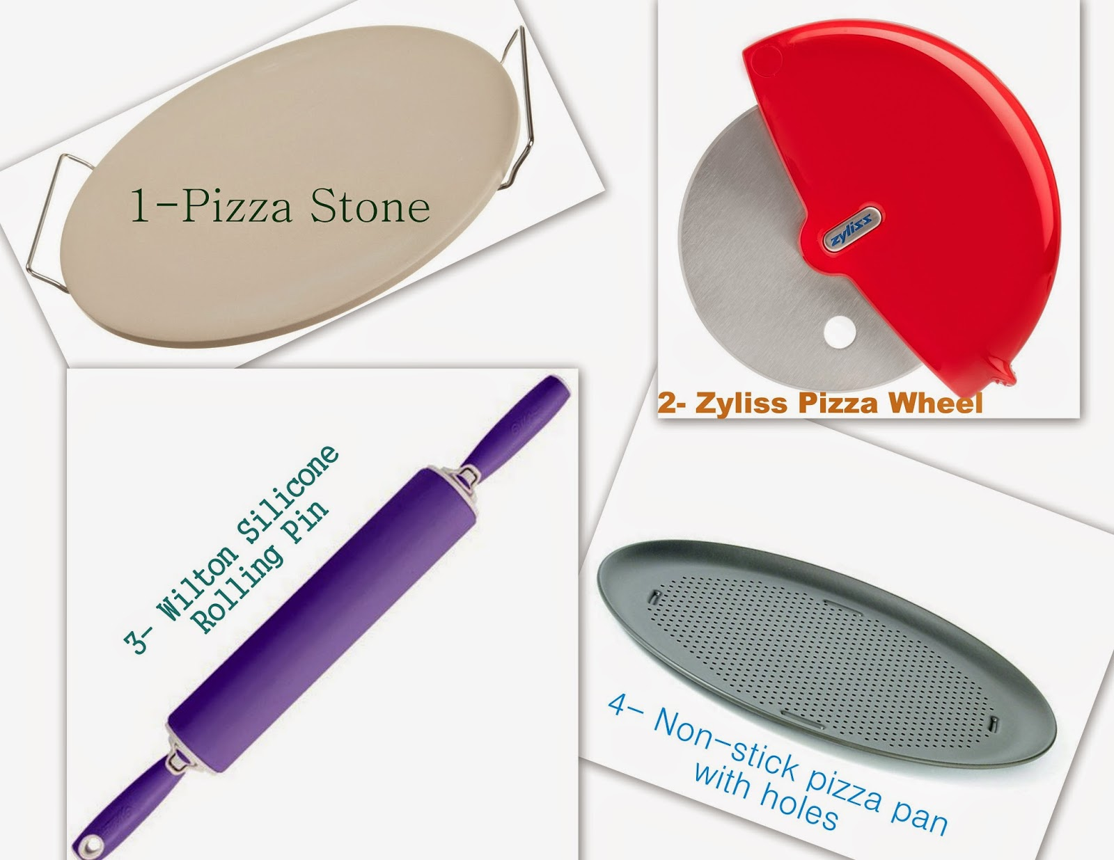 Pizza tools, favorites