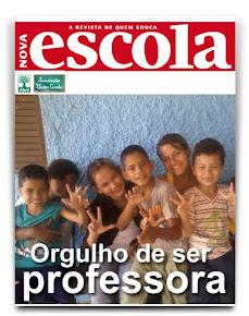 Capa de Revista Nova Escola