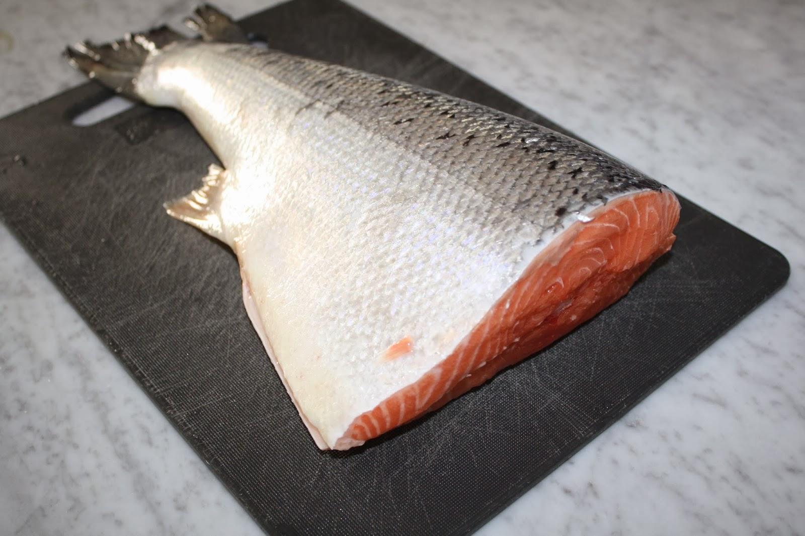 ricetta millefoglie salmone