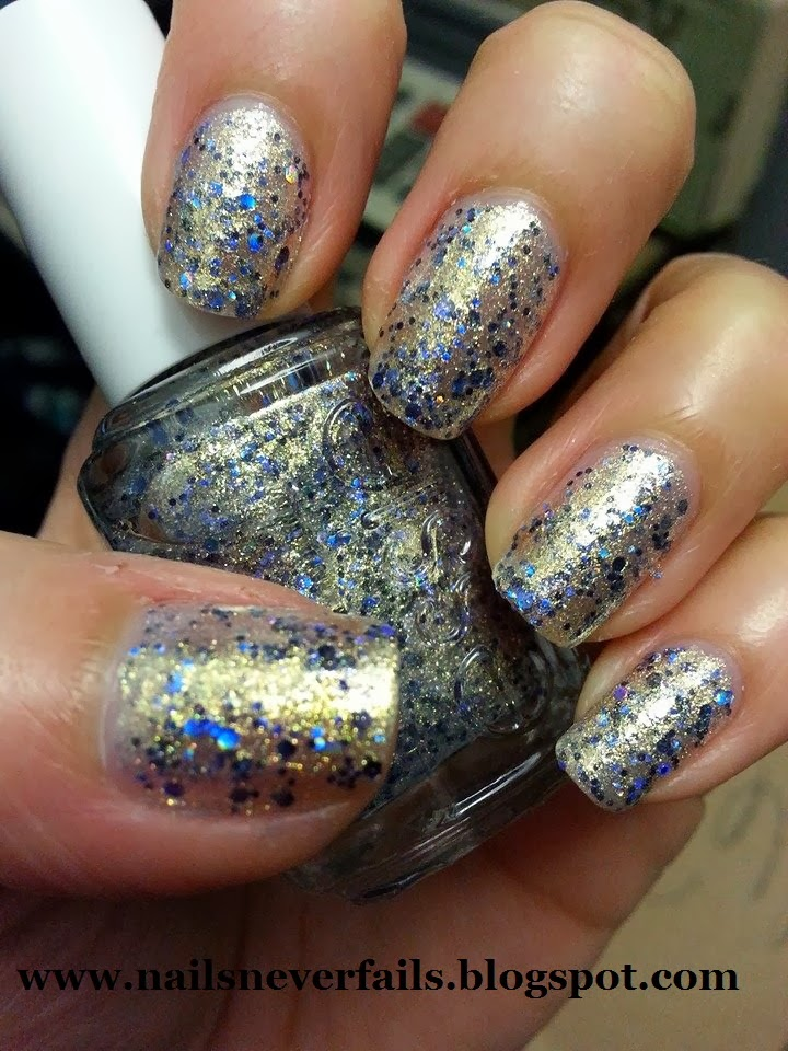 Nails Never Fails: Essie NOTD On a Silver Platter review and Sephora ...