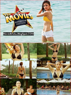 bollywood actress hot anushka sharma in bikini