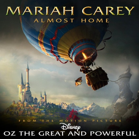 Cover Mariah Carey - Almost Home
