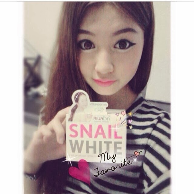 SNAIL WHITE TRIAL SET