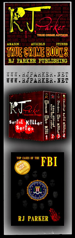 True Crime Author RJ Parker