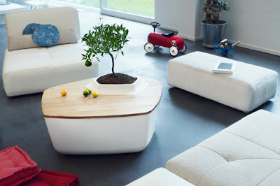 Creative Built-in Planters and Flowerpots (15) 1