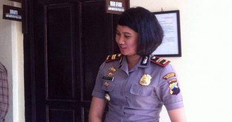 Mengenal Sosok Iptu Dhayita, Kapolsek termuda calon jenderal