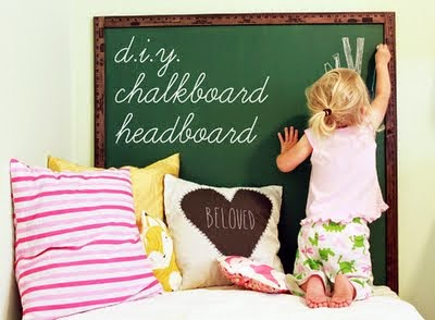 Educational Headboard
